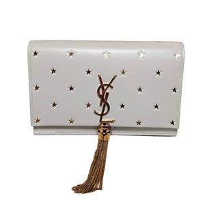 Saint Laurent Star Kate Wallet on Chain Bag